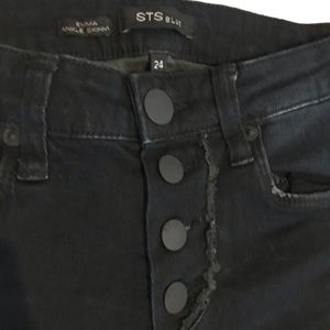 STS Blue Jeans - STS BLUE 'Emma' ankle skinny jeans